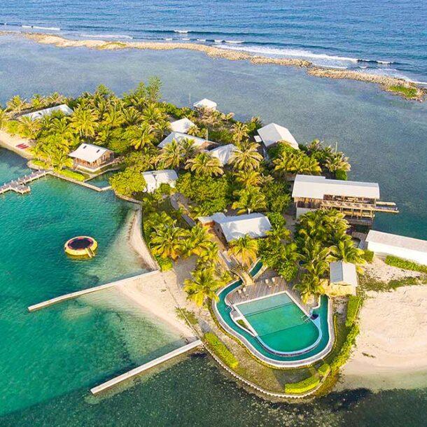 Cabanas on Clarks Cay